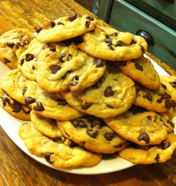 Homemade Chocolate Chip